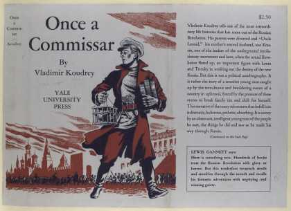 Dust Jackets - Once a commissar / by Vla