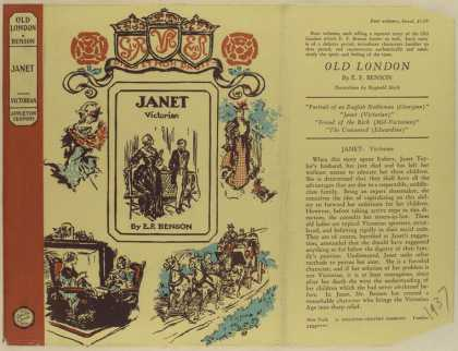 Dust Jackets - Janet : Victorian / by E.