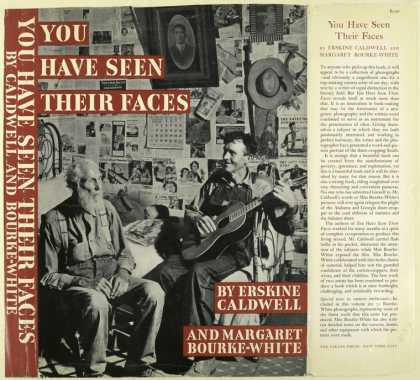 Dust Jackets - You have seen their faces