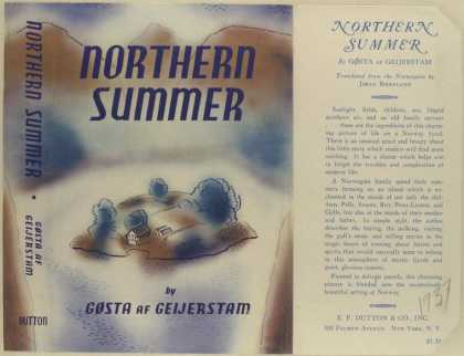 Dust Jackets - Northern summer / by Gøst