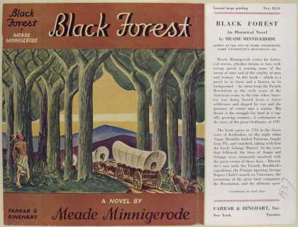 Dust Jackets - Black forest / by Meade M