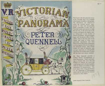 Dust Jackets - Victorian panorama / Pete