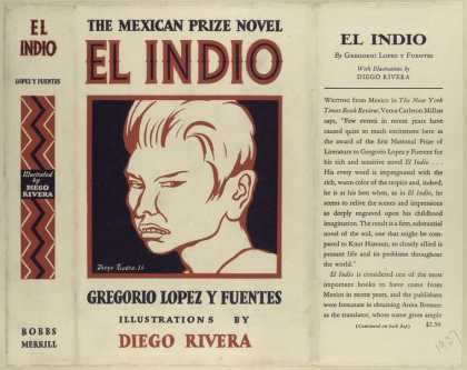Dust Jackets - El indio / by Gregorio Lo