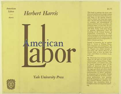 Dust Jackets - American labor / Herbert