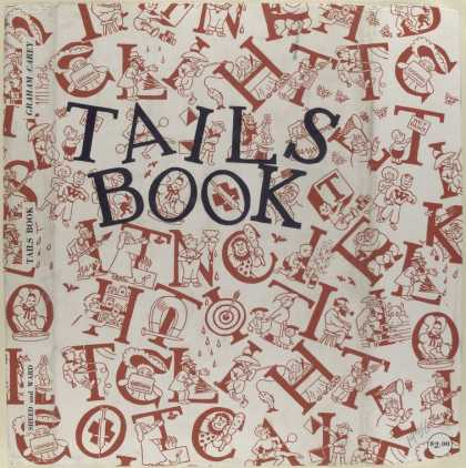 Dust Jackets - Tails book / Graham Carey