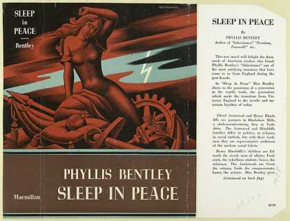 Dust Jackets - Sleep in peace / Phyllis