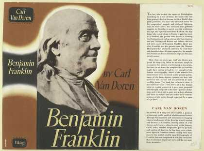 Dust Jackets - Benjamin Franklin / by Ca