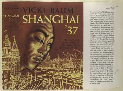 Dust Jackets - Shanghai '37.