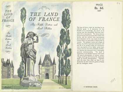 Dust Jackets - The land of France.