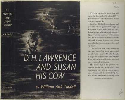 Dust Jackets - D. H. Lawrence & Susan hi