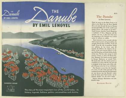 Dust Jackets - The Danube.