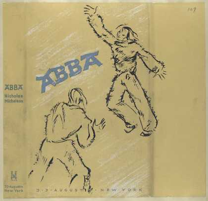 Dust Jackets - Abba.