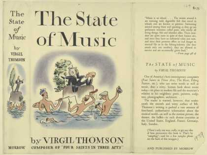 Dust Jackets - The state of music.