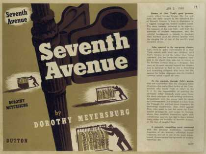 Dust Jackets - Seventh avenue / by Dorot