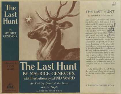 Dust Jackets - The last hunt / by Mauric