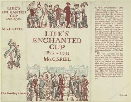 Dust Jackets - Life's enchanted cup, 187