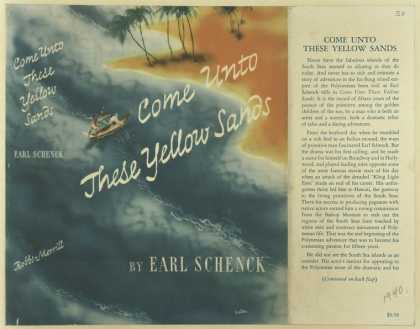 Dust Jackets - Come unto these yellow sa