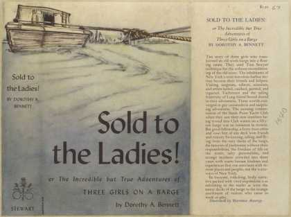 Dust Jackets - Sold to the ladies!.