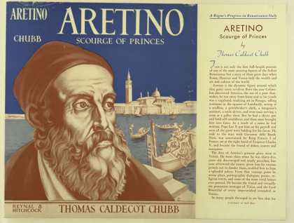 Dust Jackets - Aretino, scourge of princ