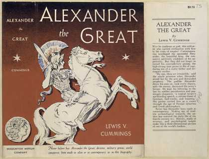 Dust Jackets - Alexander the Great.