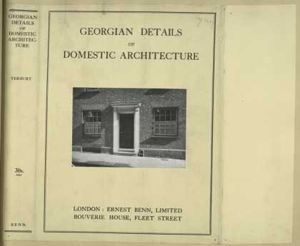 Dust Jackets - Georgian details of domes