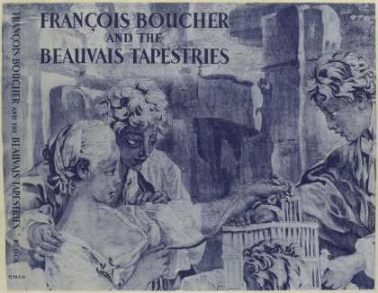 Dust Jackets - Francois Boucher and the