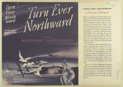 Dust Jackets - Turn ever northward.