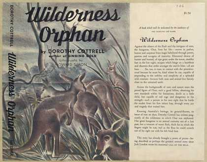 Dust Jackets - Wilderness orphan.