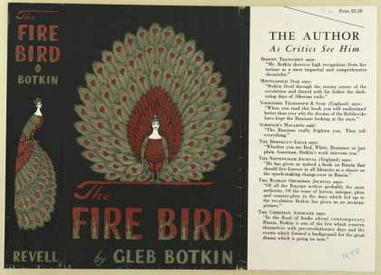Dust Jackets - The fire bird.