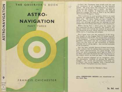 Dust Jackets - The observer's book on as