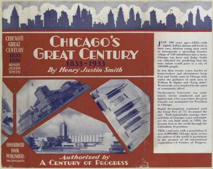 Dust Jackets - Chicago's great century,