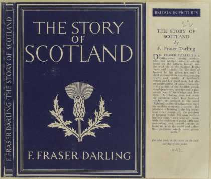 Dust Jackets - The story of Scotland.