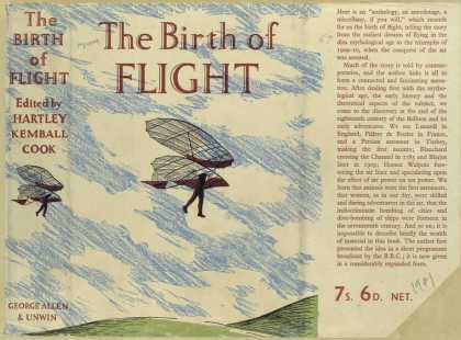 Dust Jackets - The birth of flight.