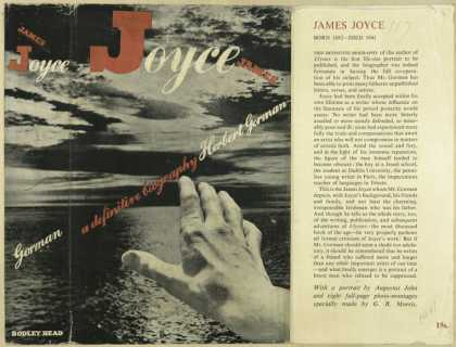 Dust Jackets - James Joyce, a definitive