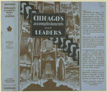 Dust Jackets - Chicago's accomplishments