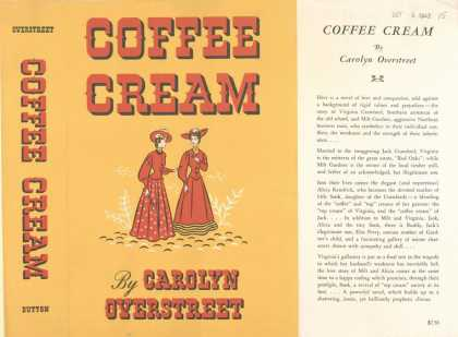 Dust Jackets - Coffee cream.