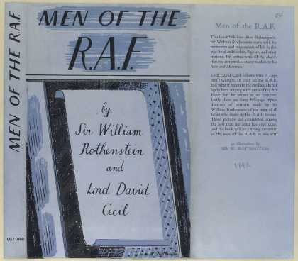Dust Jackets - Men of the R. A. F.