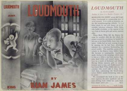 Dust Jackets - Loudmouth.