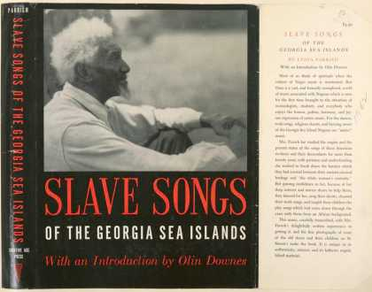 Dust Jackets - Slave songs of the Georgi