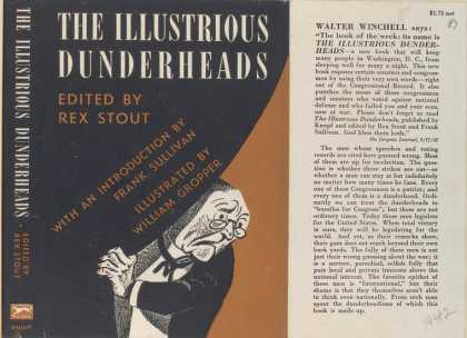 Dust Jackets - The illustrious dunderhea