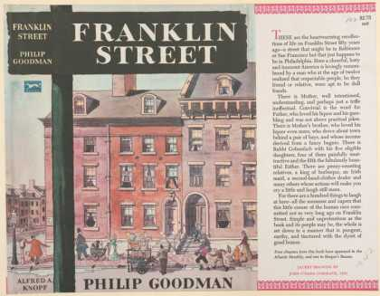 Dust Jackets - Franklin street.