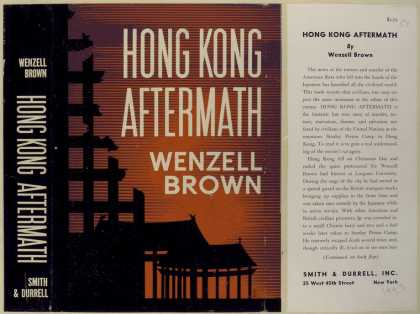 Dust Jackets - Hong Kong aftermath.