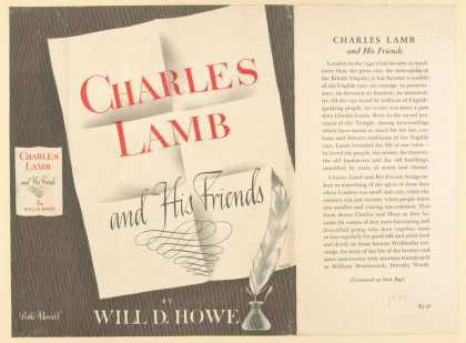 Dust Jackets - Charles Lamb and his frie