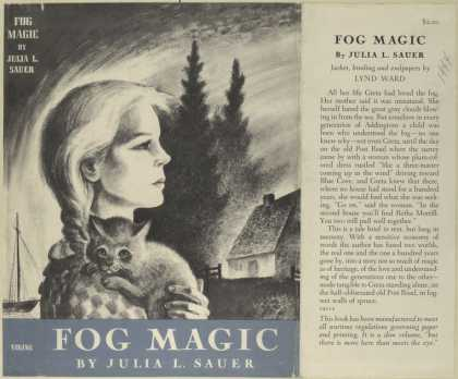 Dust Jackets - Fog magic.