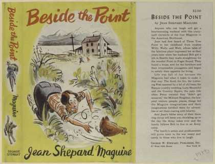 Dust Jackets - Beside the point.