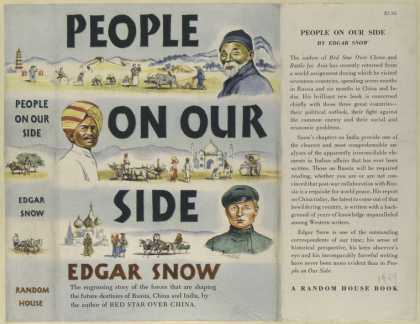 Dust Jackets - People on our side.