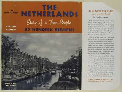 Dust Jackets - The Netherlands story of