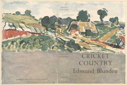 Dust Jackets - Cricket country.