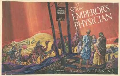 Dust Jackets - The Emperor's physician :