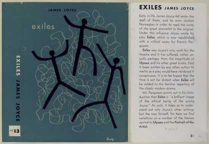 Dust Jackets - Exiles.